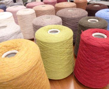 Filati lana